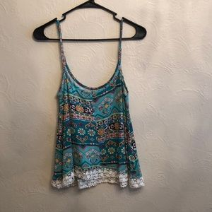 DNA couture Tops - DNA Couture Tank Size M